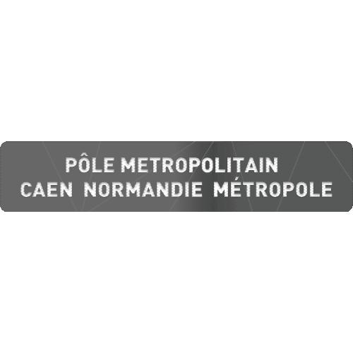 pole metropolitain Caen Normandie métropole
